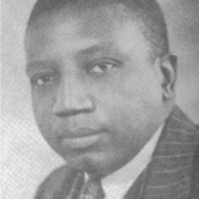 Lewis Ossie Swingler (Alpha Delta Lambda)